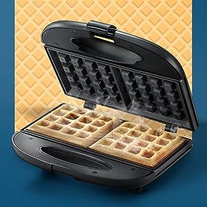 Prestige Waffle Maker PWM 01 (Black)