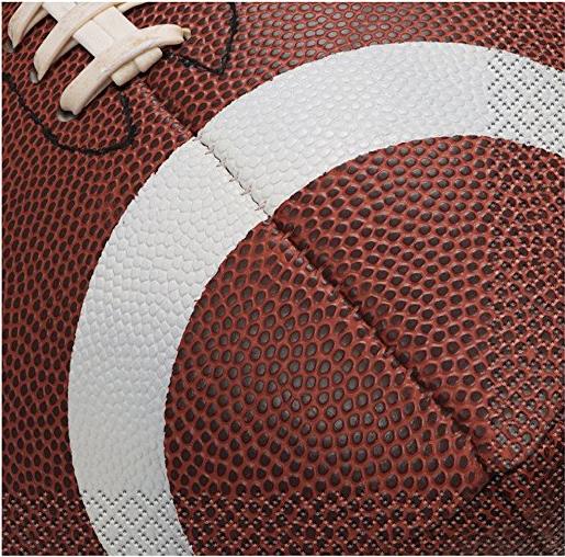 Football Oval Paper Plates 8ct · Football Dinner Plates 8ct · Football Dessert Plates 8ct · Football Party Napkins 16ct · Football Beverage Napkins ...  sc 1 st  Amazon.com & Amazon.com: Football Oval Paper Plates 8ct: Kitchen \u0026 Dining