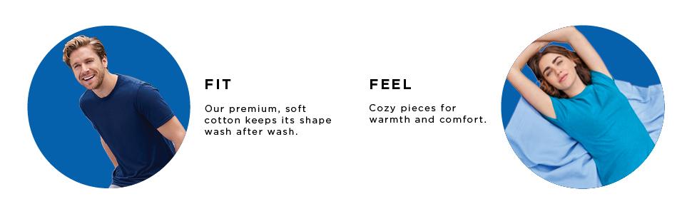 Gildan, activewear, fit, feel
