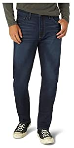Wrangler Authentics Bonded Fleece Regular Tapered Jean