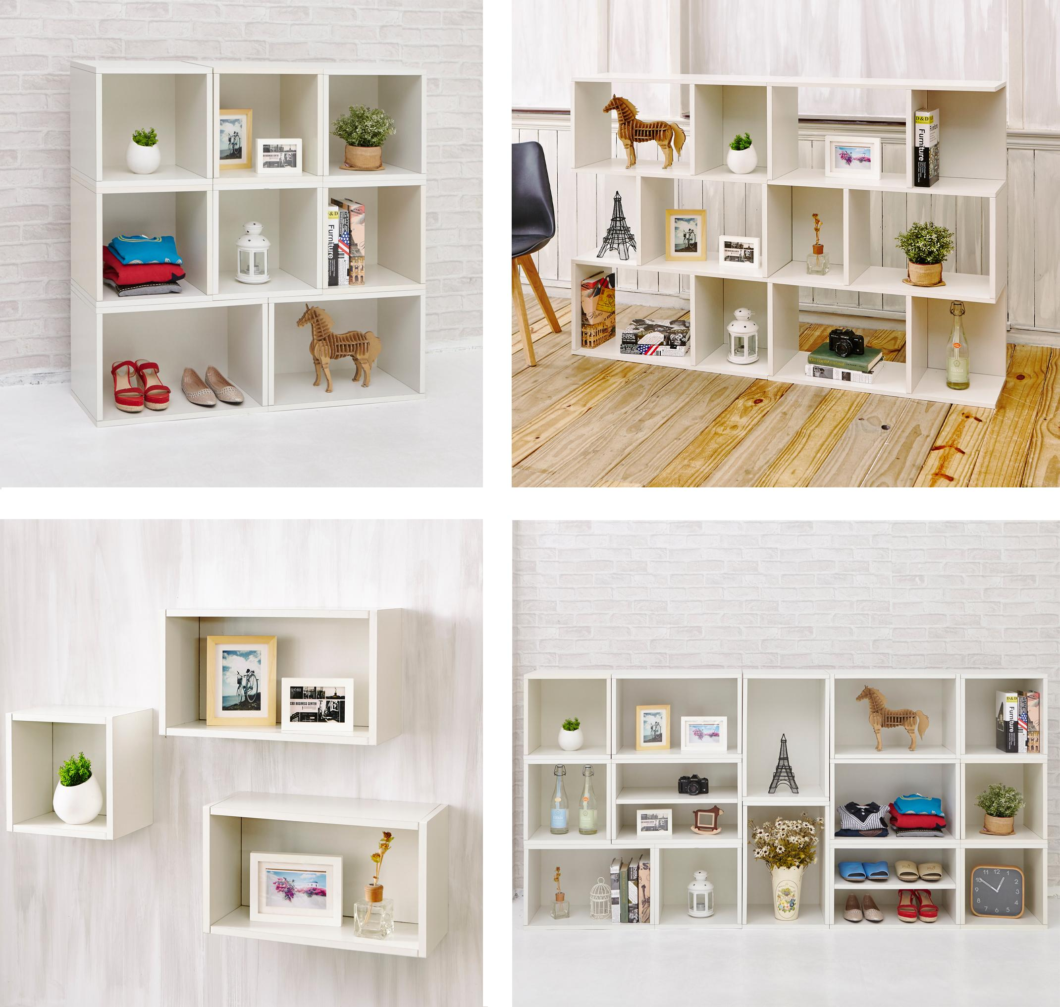Amazon.com: Way Basics Eco Madison Bookcase, Room Divider