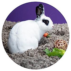 small pet bedding, nesting bedding, rabbit bedding, small animal bedding, small animal litter