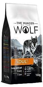Alimento seco para perros adultos de razas grandes y gigantes
