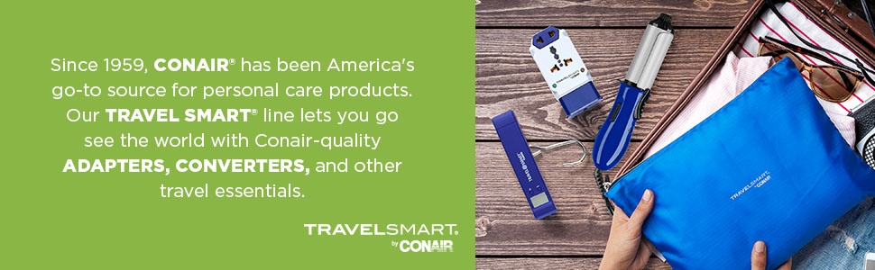 Conair Travel Smart