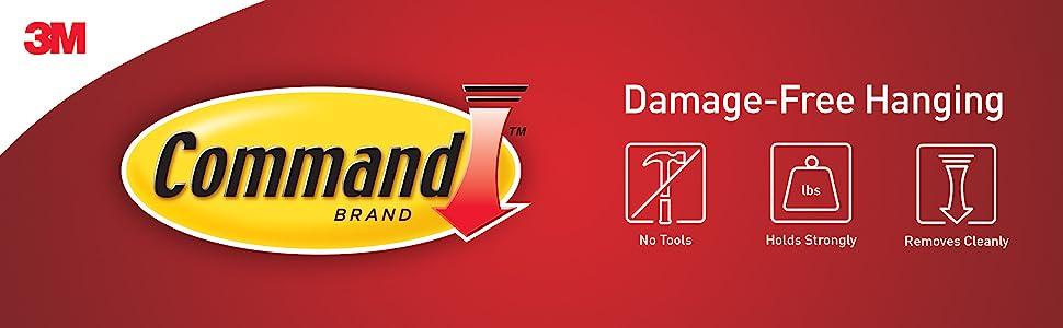 Command Brand: Damage-Free Hanging
