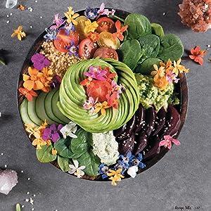 Sahara Rose, Eat Feel Fresh, Ayurveda, Cookbook, Alpha, DK, Durga Bowl