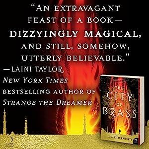 """DIzzingly Magical."" Praise from Laini Taylor"