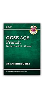 9-1 GCSE French AQA Revision Guide
