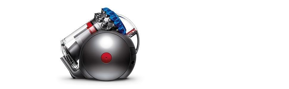 Dyson Big Ball Multifloor 2 + Aspiradora de trineo, 184 W, 1.63 litros, 80 Decibelios, Azul: Amazon.es: Hogar
