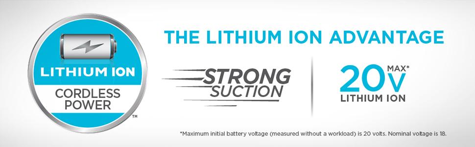 The Lithium Ion Advantage