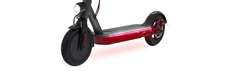 Ecogyro Gscooter S9 Xboost Scooter Eléctrico, Juventud Unisex