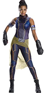 black panther shuri costume