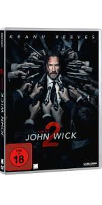 John Wick Kapitel 2 Blu Ray Amazonde Keanu Reeves Laurence