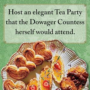 Host an elegant tea party