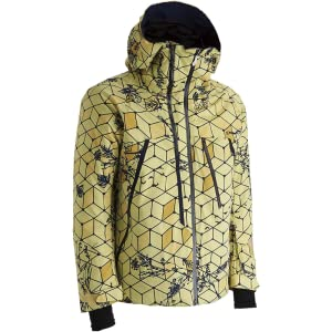 ミズノ(MIZUNO) スキーウェア フリースキージャケット Z2ME8340