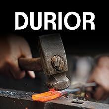 Metaltex DURIOR - Lote 3 Sartenes Aluminio Fundido, 20 + 24 + 28 cm, antiadherente ILAG 2 capas, Full Induction válido para todo tipo de cocinas