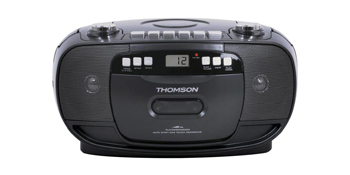 thomson, altavoces, radio cassette
