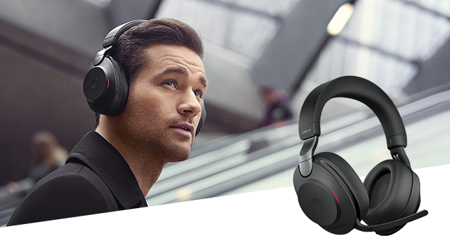Our Elite range of true wireless earbuds and wireless headphones