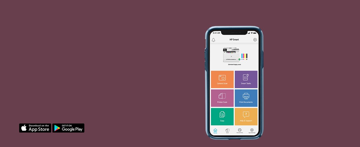 download hp smart app