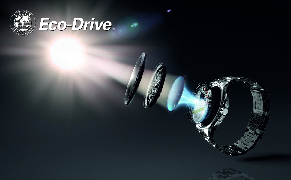 Eco-Drive Technology How it works