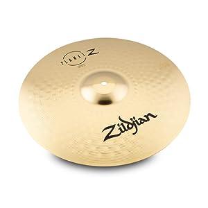 zildjian, planet z, crash, 16, beginner, starter, bundle, deal, pro, professional, quality