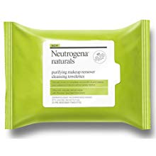 Neutrogena naturals makeup remover cleansing toweletts