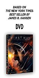first man, apollo 11, astronaut, dvd, 4k, bluray, movie, ryan gosling, neil armstrong, claire foy