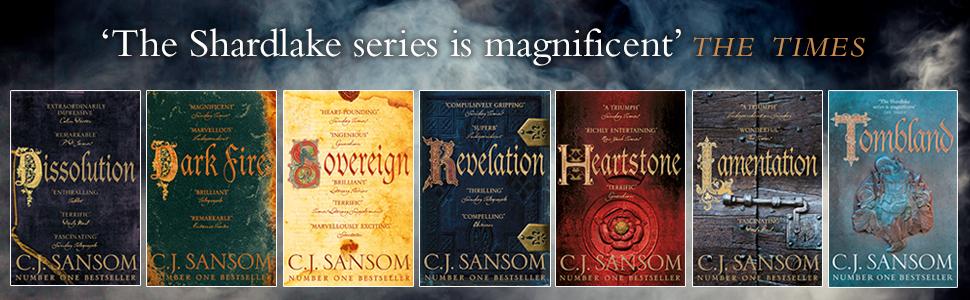 Tombland, Shardlake, C.J. Sansom, Historical Fiction, Norfolk, Shardlake, Epic, Series, Dissolution