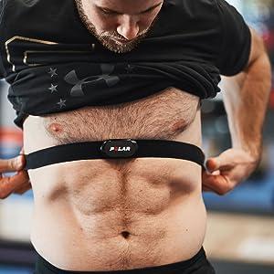 gym band, waist strap, gym strap, activity tracker, fitness tracker, workout tracker, sports tracker