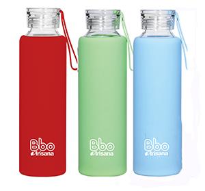 botella reutilizable, bbo irisana, bbo4