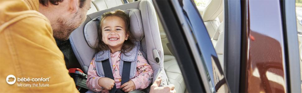 Bébé Confort;silla de auto;niño peq.;axiss
