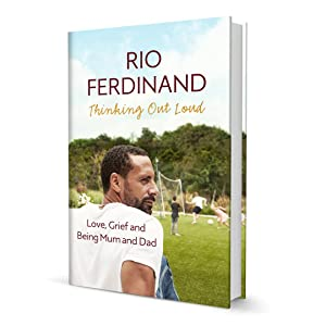 rio ferdinand; grief; parenting; single parenthood; football