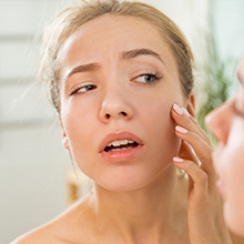 Helps reduce irritation in sensitive skin