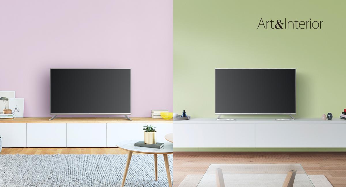 panasonic tx 40exw734 viera 100 cm 40 zoll lcd fernseher 4k ultra hd hdr multi 1600hz bmr. Black Bedroom Furniture Sets. Home Design Ideas