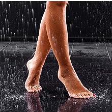wet dry shave razor shower smooth legs