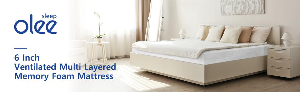 6 inch mattress