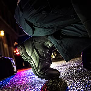 BOPS8002, tactical boots, comp toe boots, military boots, police boots