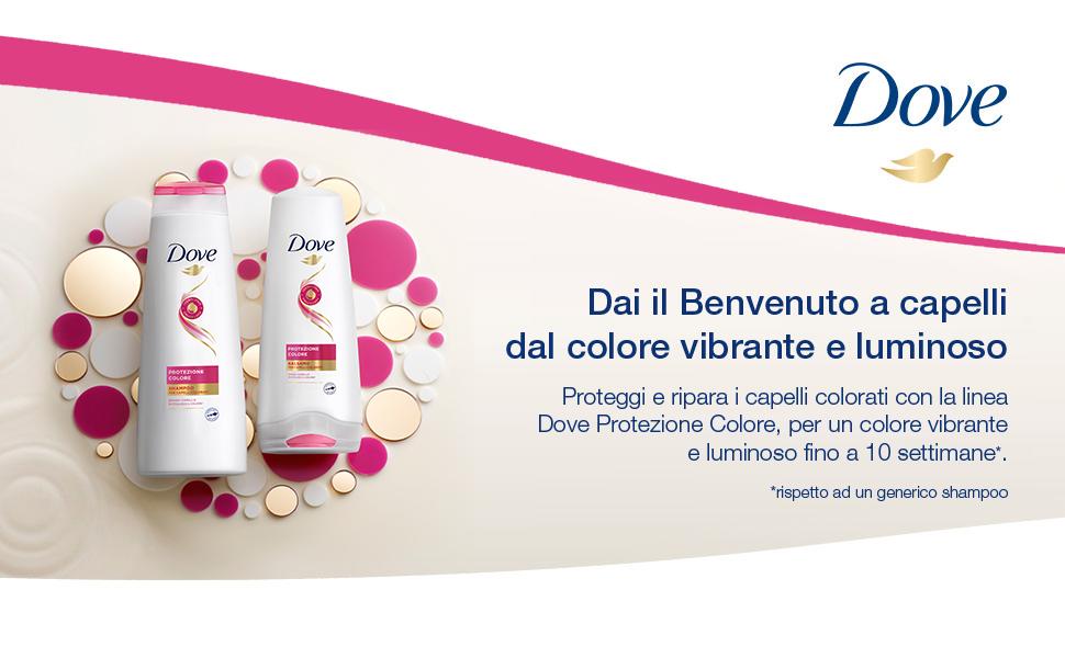Dove Shampoo Protezione Colore