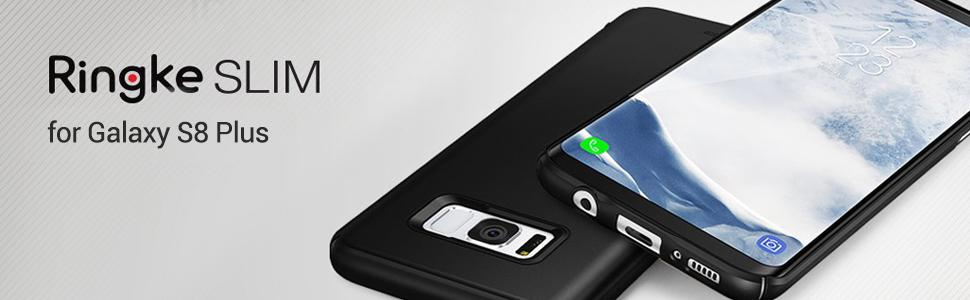 Huse Ringke Slim pentru Galaxy S8 Plus