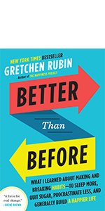 gretchen rubin;self help;positive psychology;habits;minimalism;declutter;motivational books;inspo