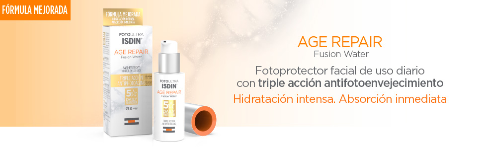 ISDIN FotoUltra Age Repair Fusion Water SPF 50 50 ml ...