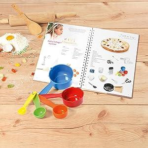 aus Kinderleichte Becherküche, Band 1, Kochbücher für Kinder