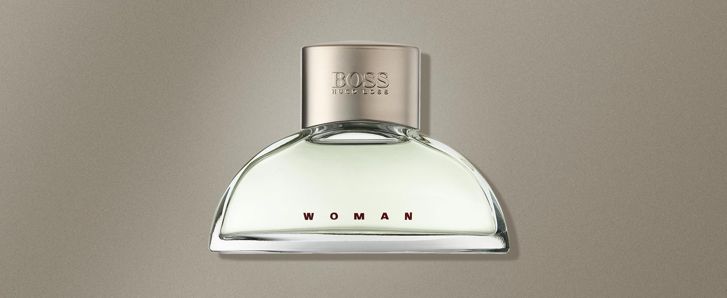 Amazon.com: Hugo Boss WOMAN Eau de Parfum, 1.6 Fl Oz: Premium Beauty