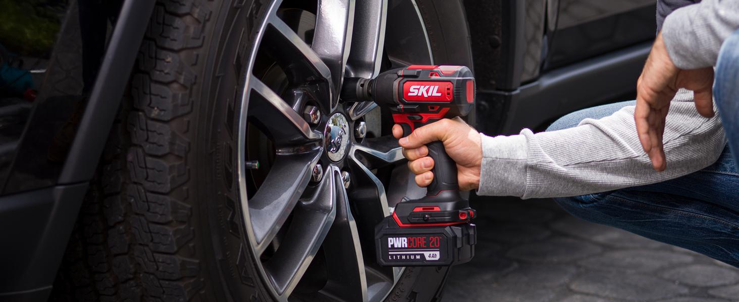 SKIL, Brushless Motor