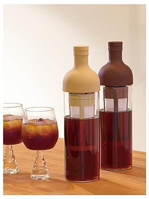 水出し コーヒー アイスコーヒー コールドブリュー ハリオ ワイン型 ボトル