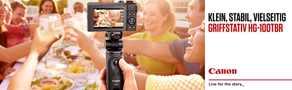 Canon Griffstativ Hg 100tbr Kamera