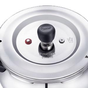 Prestige Svachh Deluxe Alpha 2.0 Litre Stainless Steel Pressure Cooker SPN-FOR1