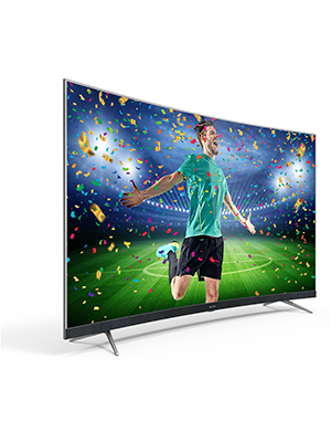 Thomson 65UD6696 Curved Fernseher 164 cm (65 Zoll) Smart