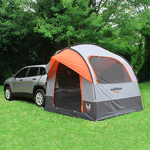 SUV tent, sleep in your car