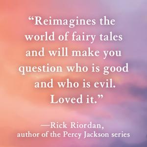 rick riordan reimagine fairy tale love